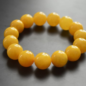 Butterscotch Baltic Amber Bracelet 22.40 grams
