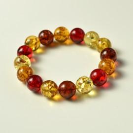 Multicolored Baltic Amber...