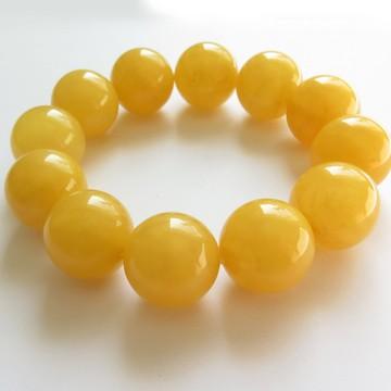 Butterscotch Baltic Amber Bracelet 42.60 grams