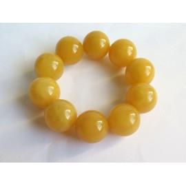 Butterscotch Baltic Amber Bracelet 56.47 grams