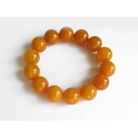Antique Baltic Amber Bracelet 31.65 grams