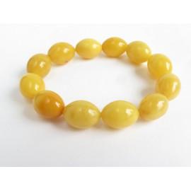 Butterscotch Baltic Amber Bracelet 22.52 grams