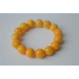 Butterscotch Baltic Amber Bracelet 20.3 grams