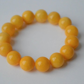 Butterscotch Baltic Amber Bracelet 20.3 grams