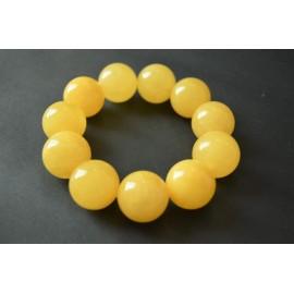 Butterscotch Baltic Amber Bracelet 65.00 grams