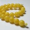 Buttescotch Baltic Amber Necklace 67.75 grams