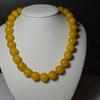 Buttescotch Baltic Amber Necklace 66.75 grams