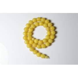 Bursztynowy Naszyjnik w kolorze Toffi 38.80 gramów