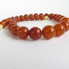 Antique Baltic Amber Necklace 51.38 grams
