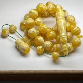 NaturalWhite Yellow Amber...