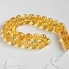 Tasbih Rosary of Baltic Amber Massive 12 mm Beads 38 g Yellow Amber Islamic Misbaha