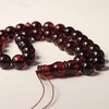 Red Cherry color Baltic Amber Islamic Prayer Beads 27.88 grams 11 mm rosary Muslim Rosary
