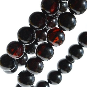 Red Cherry color Baltic Amber Islamic Prayer Beads 82.3 grams 16mm rosary Muslim Rosary