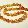 Olive Baltic Amber Beads...