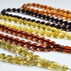 Set of Five Amber Misbaha...