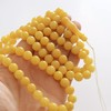 Butterscotch Baltic Amber Prayer Beads 65.30 grams