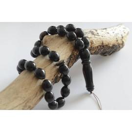 Red Cherry Baltic Amber Prayer Beads 31.90 grams
