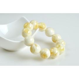 Royal White Amber Bracelet...