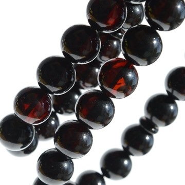 Red Cherry Baltic Amber Prayer Beads 82.30 grams