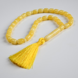 Yellow White Amber Barrel...
