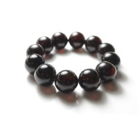 Red Cherry Baltic Amber Bracelet 38.95 grams