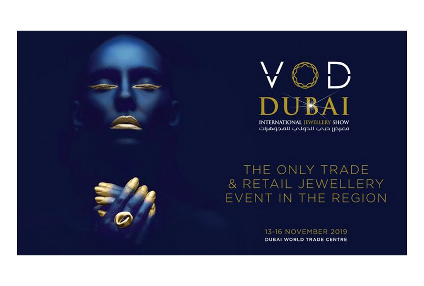 VOD Dubai Jewellery Show